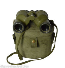 Australian Army Ex Military Used Field Binoculars With Case 6 x 30