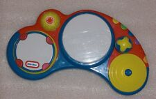 Little Tikes Pop Tunes Big Rocker Drum Set -Musical Instruments - EUC