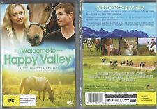 Welcome to Happy Valley * NEW DVD * Brook Coleman horse family movie