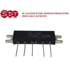 SC 1142/M 67748L MODULO FINALE ICOM PER IC-W2 E ALTRI RTX