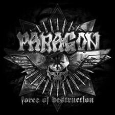 Paragon   force  of  destruction   Digi  CD   NEU  /  SEALED  +  2 Bonus  Tracks