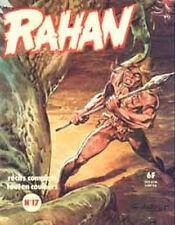 RAHAN  1 ère série   RAHAN    N° 17     juin30