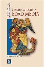 Grandes mitos de la Edad Media (Joyas de la mitologia) (Spanish Edition)