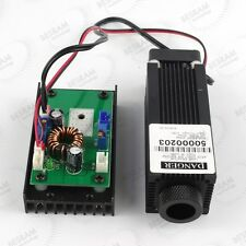 Industrial Focusable 800mW 0.8W 940nm IR Infrared Laser Diode Module w/TTL