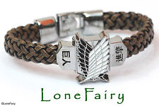 Anime Attack on Titan Bracelet Cosplay Japanese