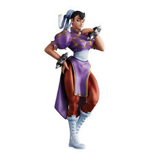 Bandai Super Modeling Soul Street Fighter IV 4 Collection Figure Chun Li Purple