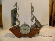 Vintage United Ship Clock