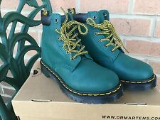 Dr Martens 939 Boots Green (Teal) Women's Size 6