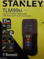 Stanley STHT1-77361 Misuratore lontananza / Laser Bluetooth TLM99si 77361 TLM 99