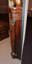 Mahogany Fireplace Mantle Regency Hand Carved