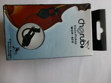 PICKUP DEVICE FOR VIOLIN OR OTHER INSTRUMENTS, CHERUB, IN BLACK, UK SELLER!