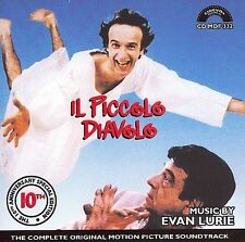 Il Piccolo Diavolo Soundtrack  by Evan Lurie (CD, IMPORT , LIKE NEW