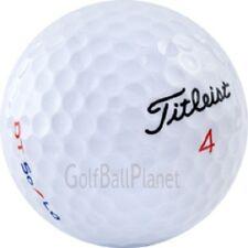 100 Near MINT Titleist DT SOLO AAAA Used Golf Balls