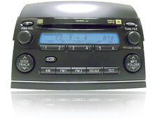 TOYOTA Sienna JBL AM FM Radio 6 Disc Changer MP3 CD Player P1804 Factory OEM