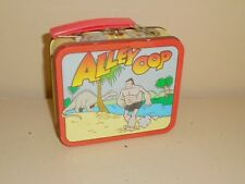 Alley Oop Collectible Mini Lunch Box Metal Newspaper Enterprise Decor