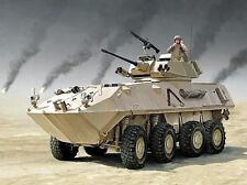 Italeri 1:35 6539: LAV-25 Piranha GULF WAR 25th ANNIVERSARY