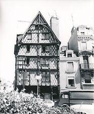 ANGERS c. 1960 - La Maison d'Adam  Camion Citroën  Maine-et-Loire  - Div 6237