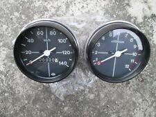 Yamaha RX100 Speedometer / Tachometer /// NEW