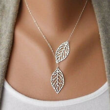 Fashion Jewelry Silver Plated Chain Pendant Choker Chunky Statement Bib Necklace