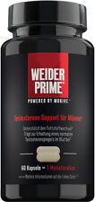 Weider Prime Testosterone Support Men 60 Kapseln (45,26€/ 100 g)