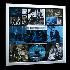 GASLIGHT ANTHEM+Handwritten+59+LTD+GALLERY QUALITY FRAMED+FAST SHIP+Not Signed