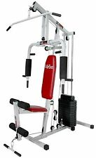 Branded lifeline home gym square pipe 150 lbs 21 typ exerciser machine