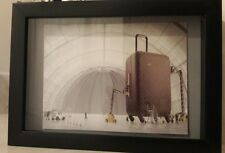 Authentic Louis Vuitton Post Card chic Couture wall art display.