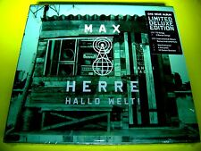 MAX HERRE - HALLO WELT ! - 2CD LIMITED DELUXE EDITION feat. SOPHIE HUNGER CRO &&