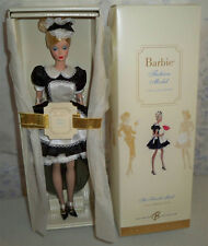 The French Maid Barbie Silkstone Doll NRFB Gold Label