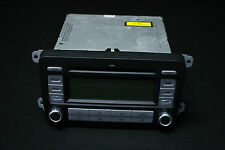 Original VW Golf 5 Touaran 1T Radio RCD 300 MP3 CD 1K0035186AD / 1K 035 186 AD