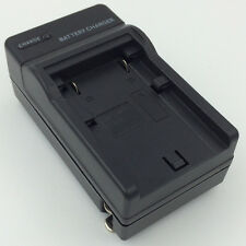 Charger for JVC MiniDV and Everio Camcorder Battery BN-VF808 BN-VF808U BN-VF815U