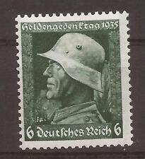 1935 Heroes Memorial DAY 6 pf Gomma integra, non linguellato/**, Michel 569.