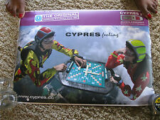 """Official Airtec Cypres Scrabble advertisment +/- 16"""" x 22""""  durable material"""
