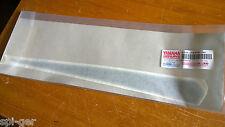 2001 yq-100 Yamaha Nuevo Genuino Panel Emblema Decal Sticker P/no. 5me-f839e-00