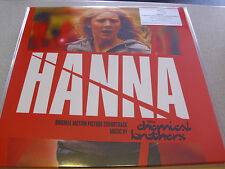 OST - Hanna -  180g LP RED Vinyl /// Limited & Numbered //// Chemical Brothers