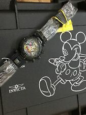 22738 Invicta Disney® Reserve 38mm Subaqua Noma I Ltd Ed Quartz Chro Strap Watch