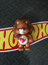 CARE BEARS COUSINS SERIES 4 COLLECTIBLE FIGURE BRAVE HEART LION