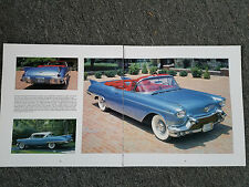 1957 CADILLAC ELDORADO BIARRITZ MAGAZINE ADVERTISEMENT PRINT AD