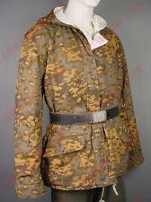 WWII German Autumn Oak A Camo Winter Reversible Parka M