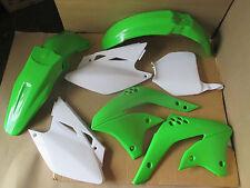 RACE TECH KAWASAKI PLASTIC KIT KXF450 KX450F FENDERS SHROUDS 2006 2007 2008