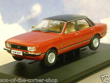 NICE VANGUARDS 1/43 FORD CORTINA MK4 MKIV 2.0 GHIA JUPITER RED (RHD/UK) VA11910A