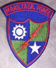 Embroidered Military Patch U S Army MARS Task Force 75th Ranger  NEW