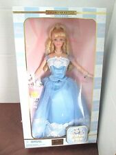 New Mint NRFB Birthday Wishes Barbie Collector Edition Mattel 2000 # 28434