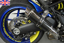 Kawasaki Z1000 07-08-09 SP Engineering Carbon Stubby Moto GP Xtreme Exhausts