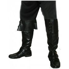 Deluxe Pirate Boot Covers Costume Accessory Adult Halloween