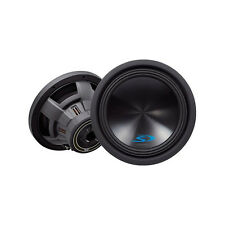 "NEW! Alpine SWS-12D2 Type-S 12"" subwoofer with dual 2-ohm voice coils 500W Peak"