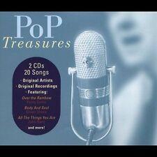 Pop Treasures, New Music