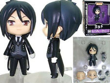 Anime Black Butler Nendoroid Action Figure Sebastian Michaelis PVC Toy in Box