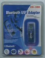 BLUETOOTH USB ADAPTOR CLASS 2 UP TO 100M RANGE NEW