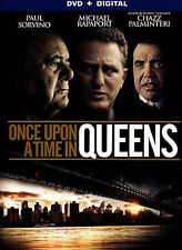 Once Upon A Time In Queens [DVD + Digital], Very Good DVD, Gorn, Lev, Rapaport,